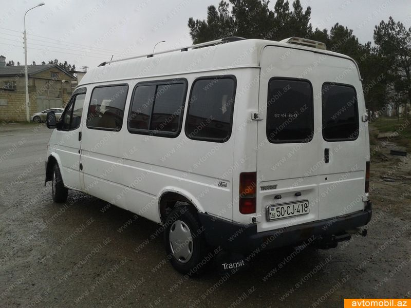 ford transit azerbaycan