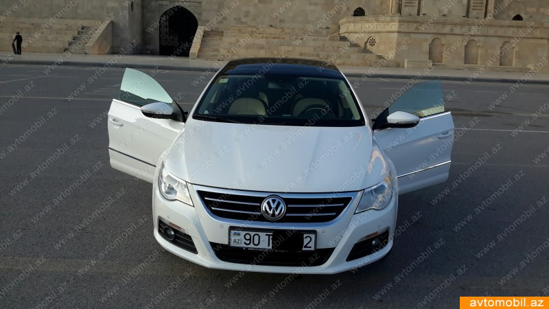 volkswagen passat cc urgent sale second hand 2010 22000 gasoline transmission automatic. Black Bedroom Furniture Sets. Home Design Ideas