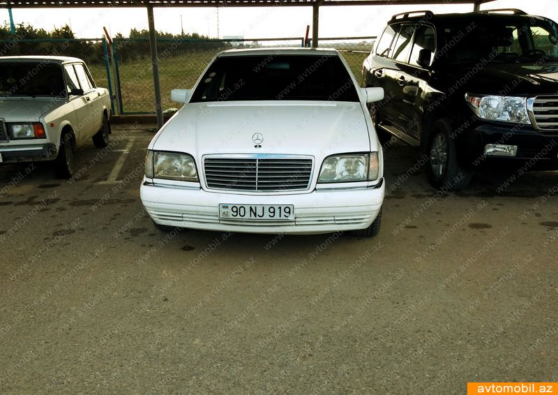 Mercedes benz s 350 urgent sale second hand 1994 7000 for Mercedes benz second