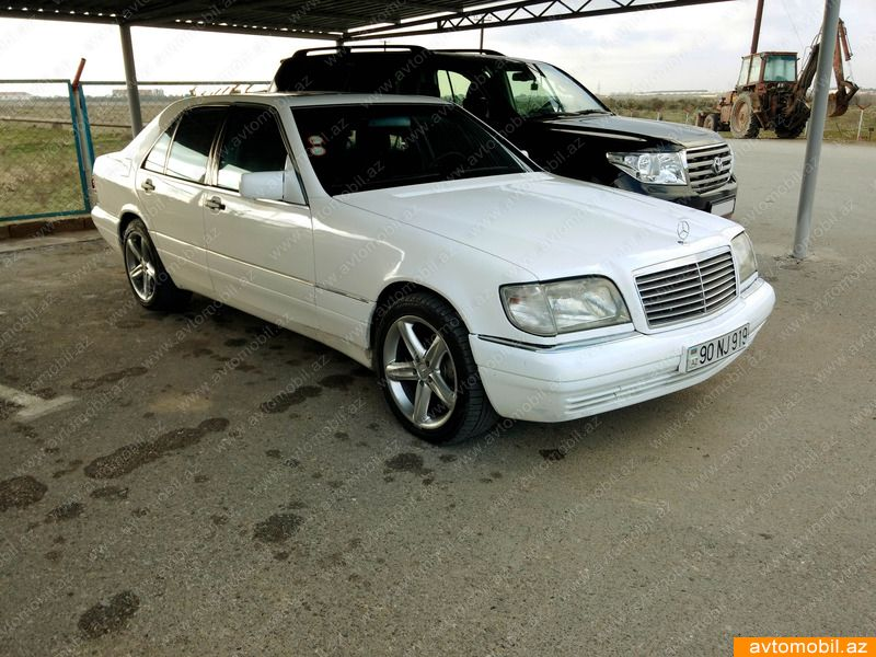 Mercedes benz s 350 urgent sale second hand 1994 7000 for Mercedes benz 2nd hand