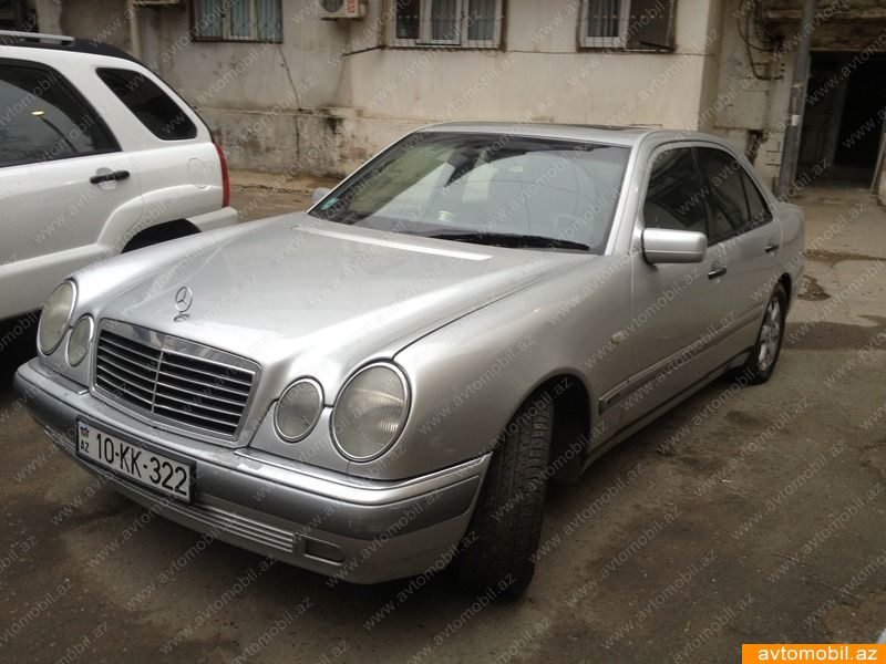 Mercedes benz e 230 elegance second hand 1996 7500 for 2nd hand mercedes benz