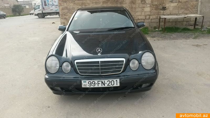 Mercedes benz e 240 classic second hand 2000 12000 for Mercedes benz second hand cars
