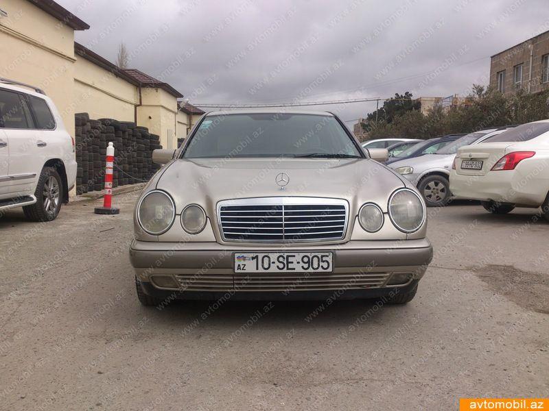 Mercedes benz e 230 second hand 1996 7000 gasoline for Mercedes benz 7000