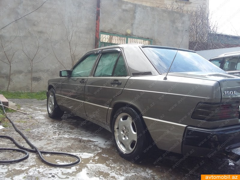 Mercedes benz 190 urgent sale second hand 1989 3000 for Mercedes benz second hand for sale