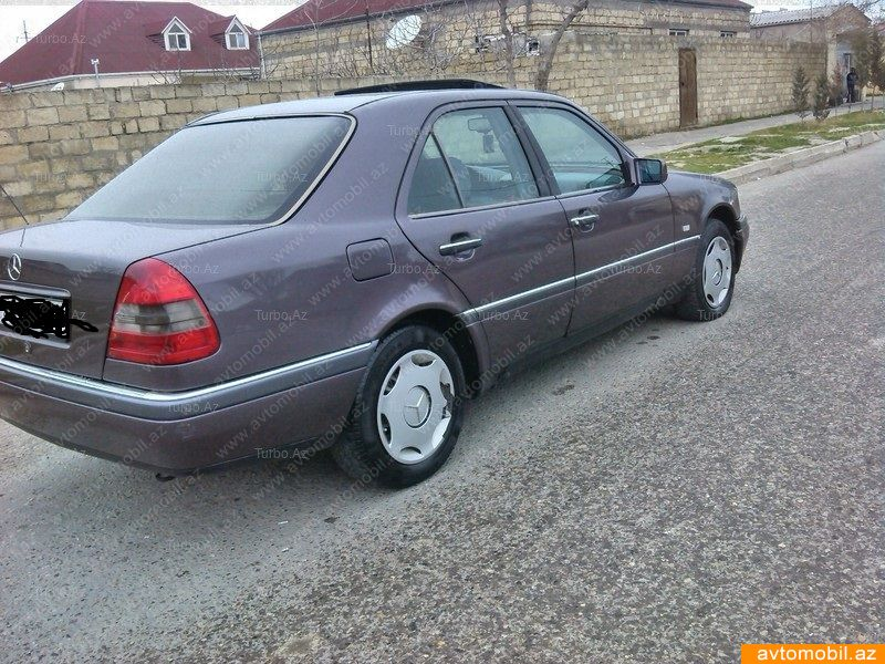 Mercedes benz c 180 urgent sale second hand 1996 7200 for Mercedes benz second hand for sale