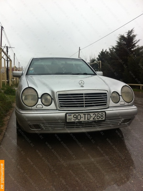 Mercedes benz e 230 urgent sale second hand 1996 7900 for Mercedes benz second