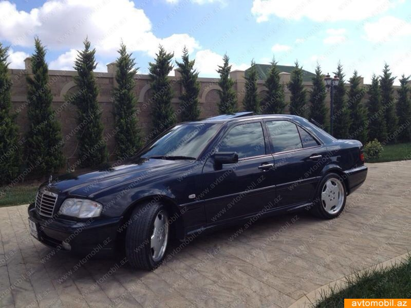 Mercedes-Benz C 240 Amg Urgent sale Second hand, 1997, $10000 ...