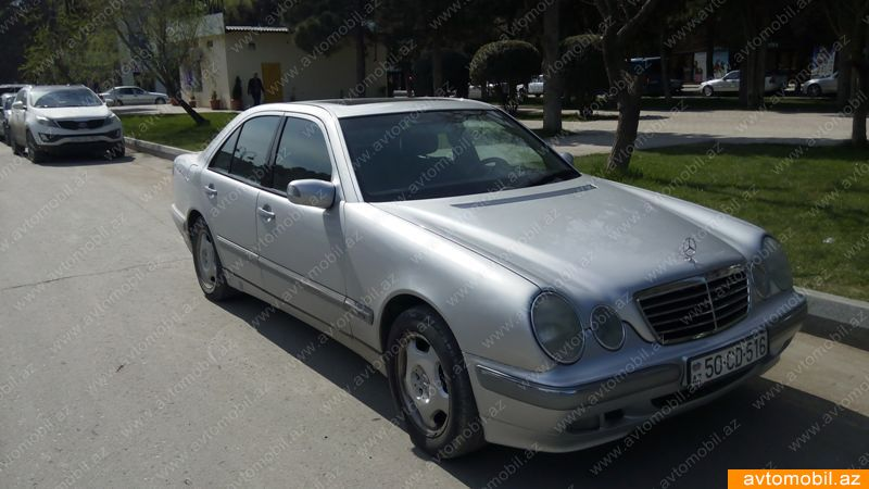 Mercedes benz e 200 urgent sale second hand 2000 9000 for Second hand mercedes benz for sale