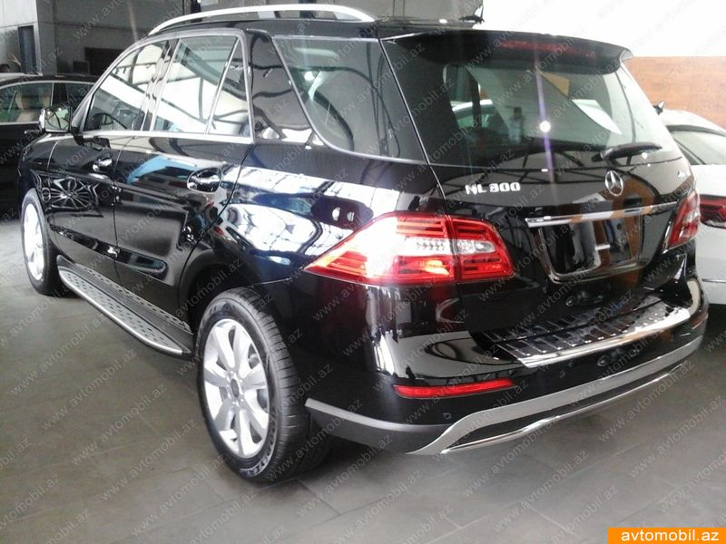 mercedes benz ml 300 new car 2015 67000 gasoline transmission automatic baku autostar. Black Bedroom Furniture Sets. Home Design Ideas