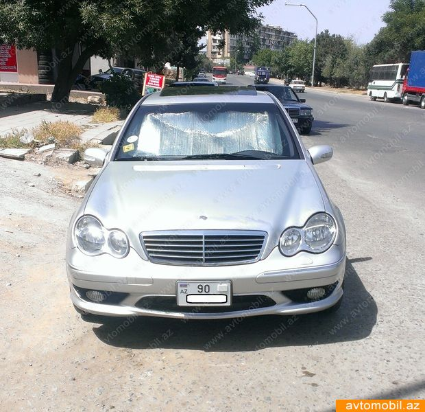Mercedes benz c32 amg urgent sale second hand 2002 for Mercedes benz second