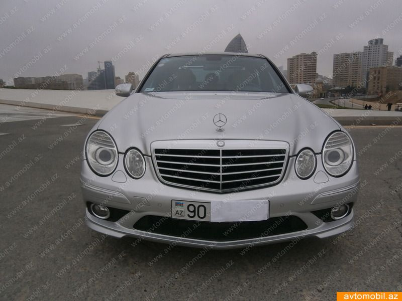 Mercedes benz e55 amg second hand 2008 25500 gasoline for 2nd hand mercedes benz