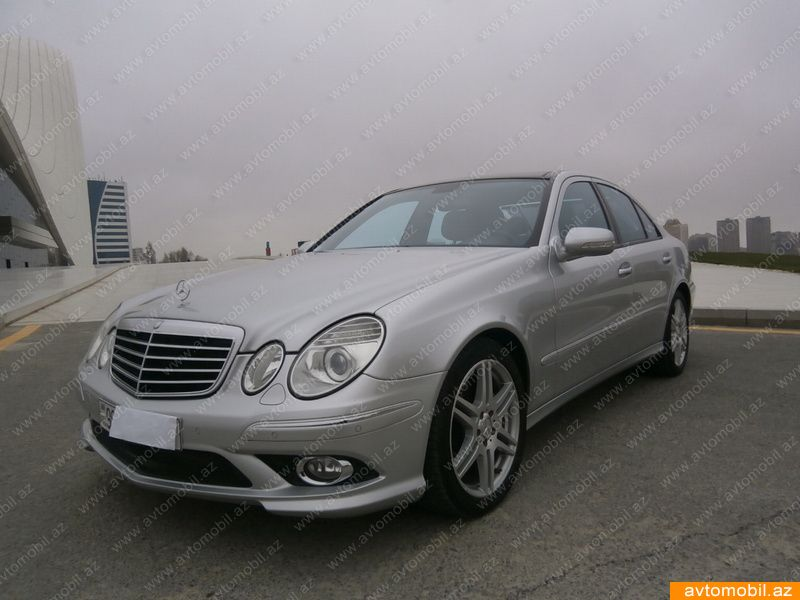 Mercedes benz e55 amg second hand 2008 25500 gasoline for Mercedes benz second