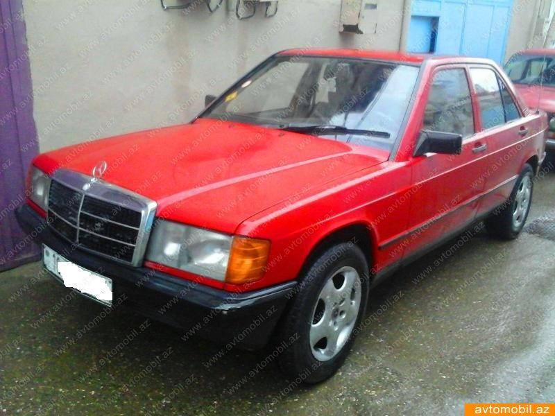 Mercedes benz 190 second hand 1986 3000 diesel for 2nd hand mercedes benz