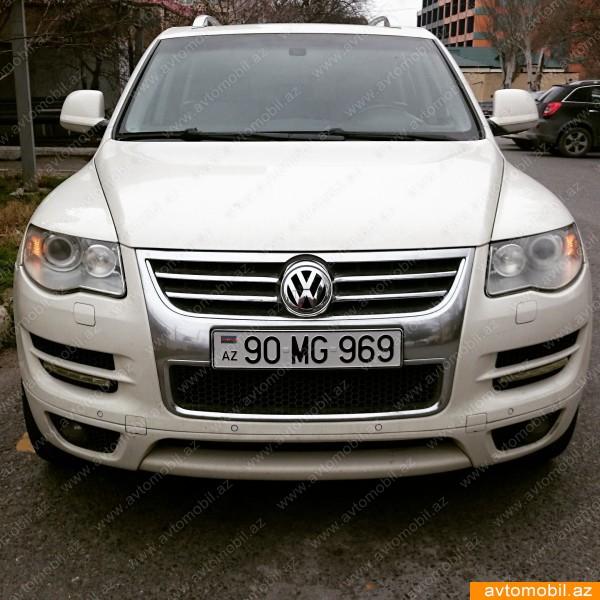 2008 Volkswagen Touareg 2 Transmission