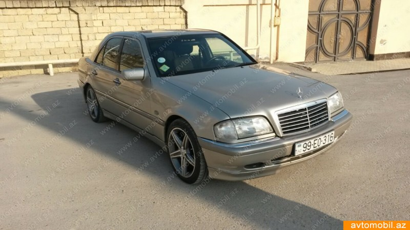 Mercedes benz c 220 urgent sale second hand 1998 8500 for Second hand mercedes benz for sale