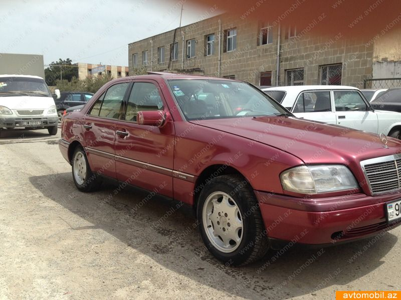 Mercedes benz c 180 second hand 1994 4500 gasoline for 2nd hand mercedes benz