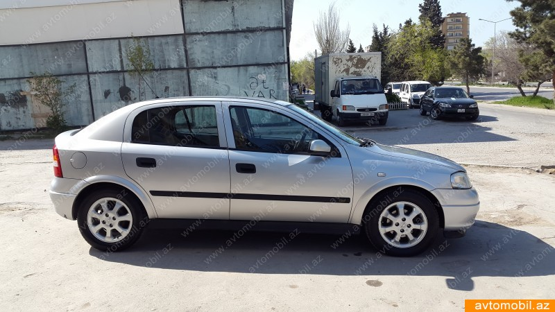 opel astra urgent sale second hand 2001 7700 gasoline transmission automatic 174141 baku. Black Bedroom Furniture Sets. Home Design Ideas