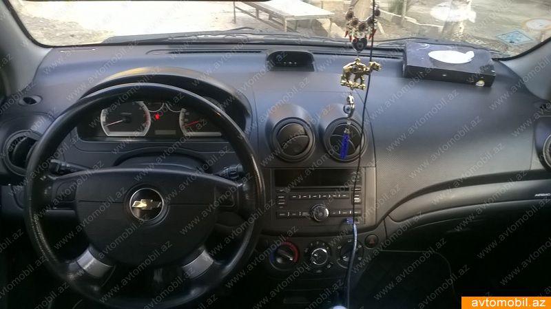 Chevrolet Aveo Second Hand 2010 8800 Gasoline Transmission