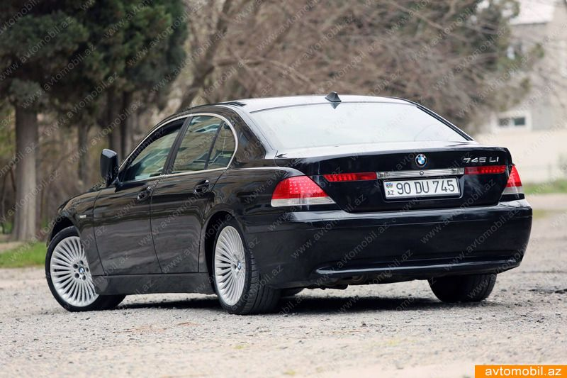 Car Leasing Tips >> BMW 730 Second hand, 2003, $15000, Gasoline, Transmission: Automatic, 300000, Sumqayit, Hezi ...