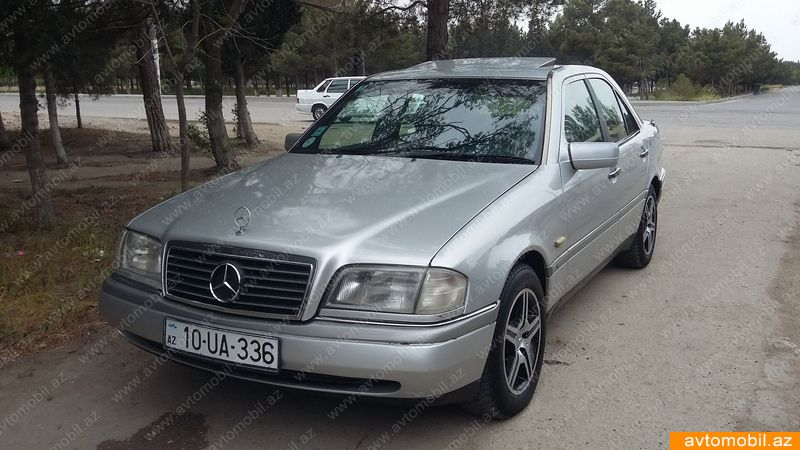 Mercedes benz c 180 urgent sale second hand 1994 5500 for Second hand mercedes benz for sale