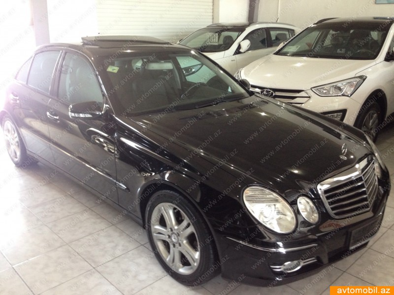 Mercedes benz e 300 urgent sale second hand 2008 21900 for Second hand mercedes benz for sale
