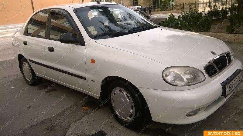 Daewoo Lanos Urgent sale Second hand, 2007, $5900, Gasoline ...