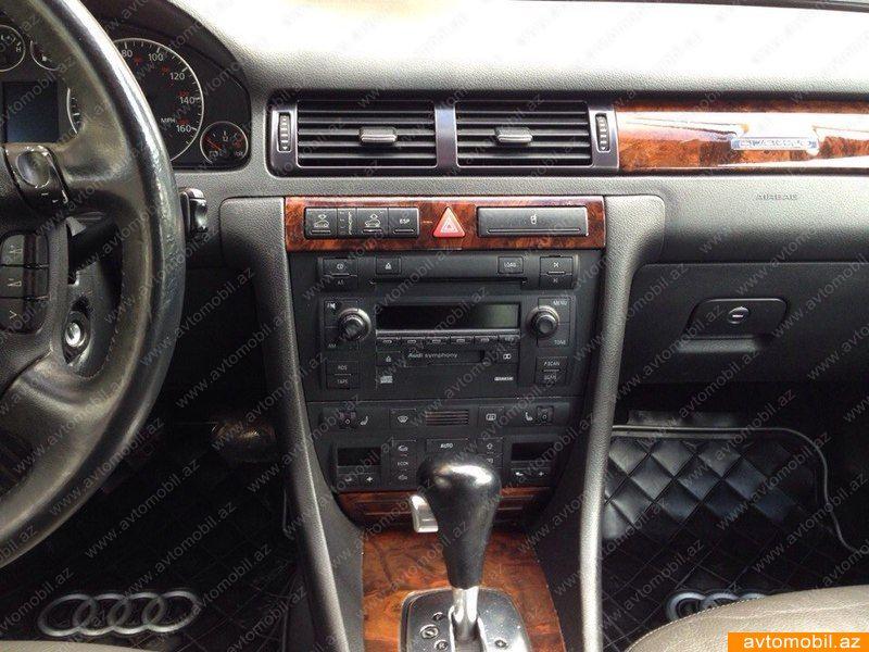 audi a6 allroad rs sport urgent sale second hand 2002 12800 gasoline transmission. Black Bedroom Furniture Sets. Home Design Ideas