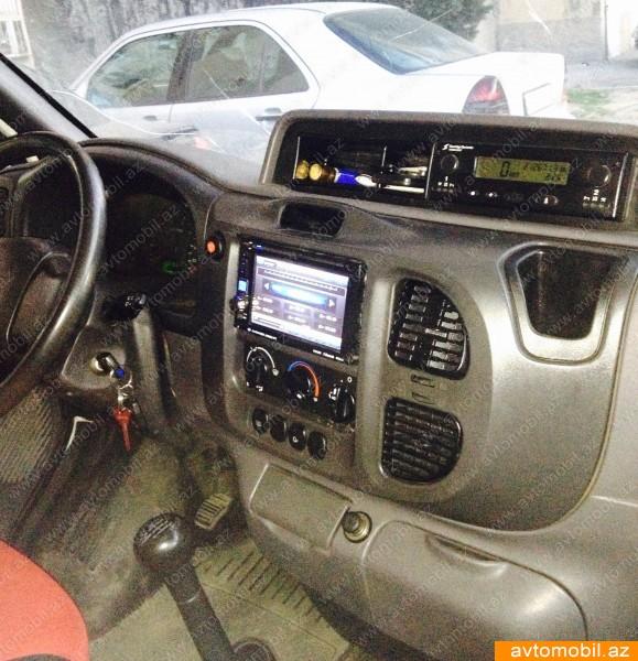 06 Ford Transit 2 4tdi Lwb: Ford Transit Urgent Sale Second Hand, 2004, $15000, Diesel