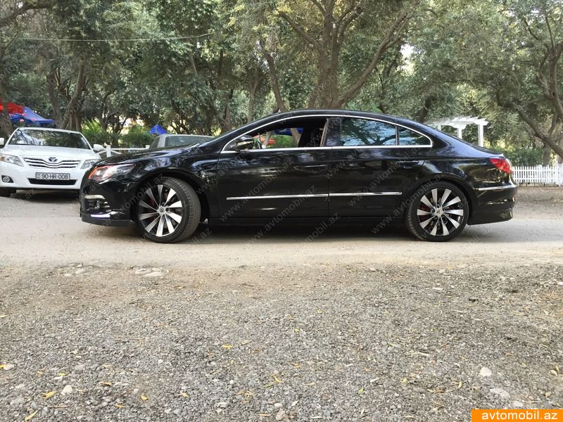 volkswagen passat cc r line second hand 2009 21000 credit gasoline transmission robot. Black Bedroom Furniture Sets. Home Design Ideas