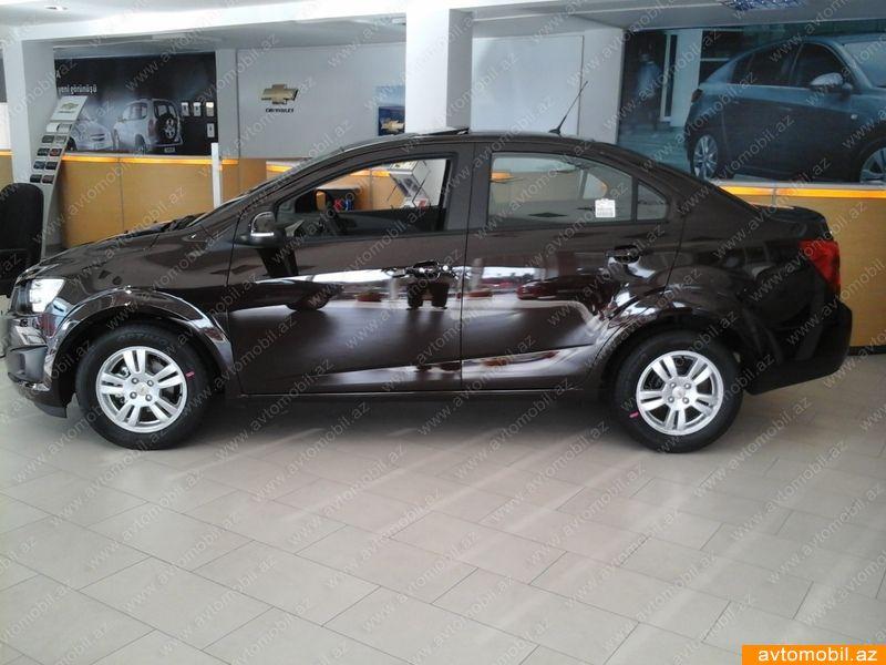Chevrolet Aveo Lt 2015 17400