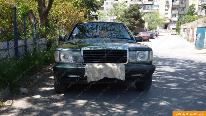 Mercedes benz 190 urgent sale second hand 1993 4000 for Second hand mercedes benz for sale