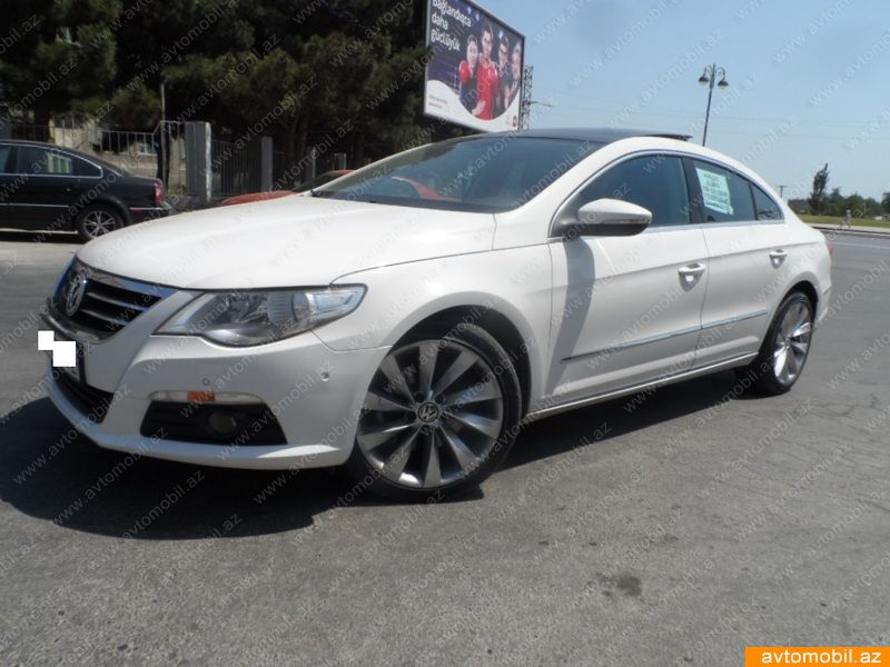 volkswagen passat cc kinci l 2010 20000 benzin s r t qutusu avtomat 128000 bak da. Black Bedroom Furniture Sets. Home Design Ideas