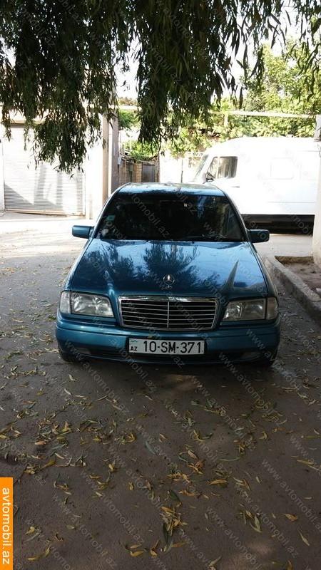 Mercedes benz c 180 sport second hand 1997 6500 for Mercedes benz 6500