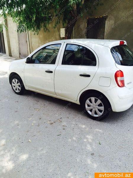 Nissan Micra Urgent sale Second hand, 2012, $8500, Credit, Gasoline, Transmission: Automatic ...