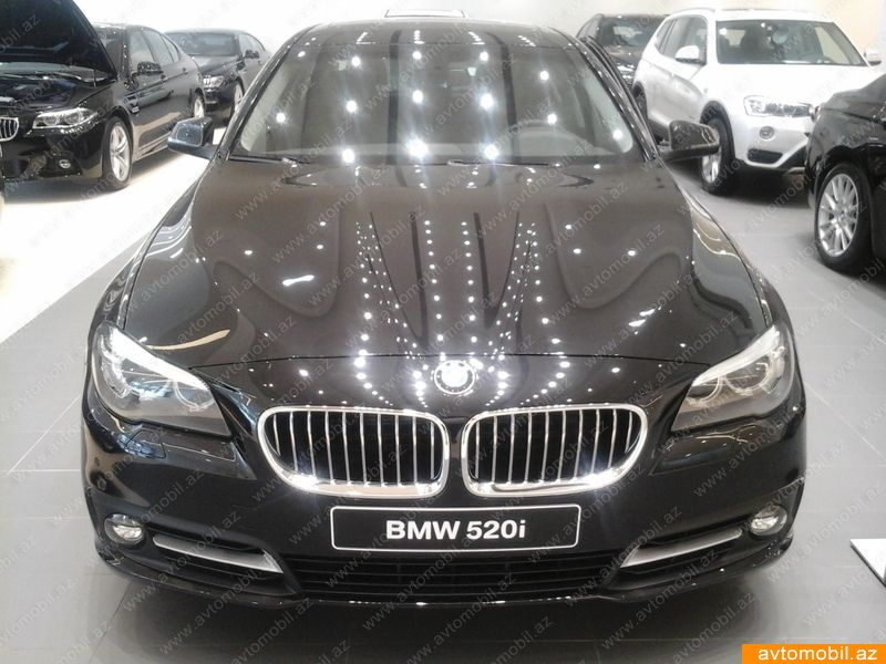 Bmw 520 New Car 2015 54300 Gasoline Transmission