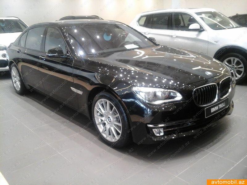 BMW 760 60lt 2014 New Car 188600