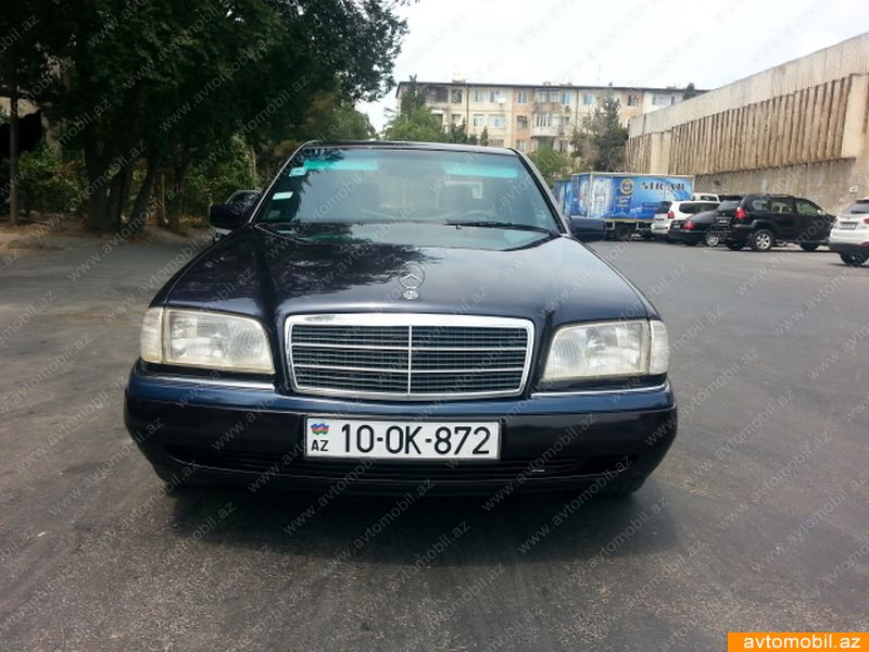 Mercedes benz c 180 urgent sale second hand 1995 5400 for Second hand mercedes benz for sale