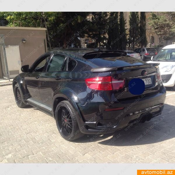 Bmw X6 Used: BMW X6 HAMANN Urgent Sale Second Hand, 2009, $76500