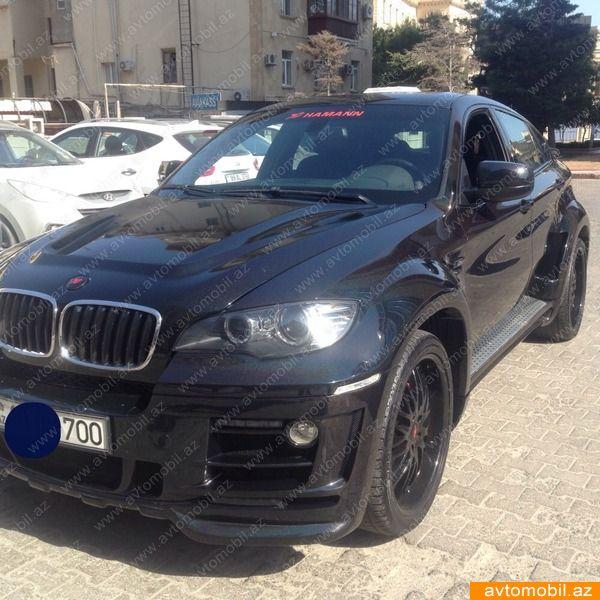 Bmw X6 Price Used: BMW X6 HAMANN Urgent Sale Second Hand, 2009, $76500