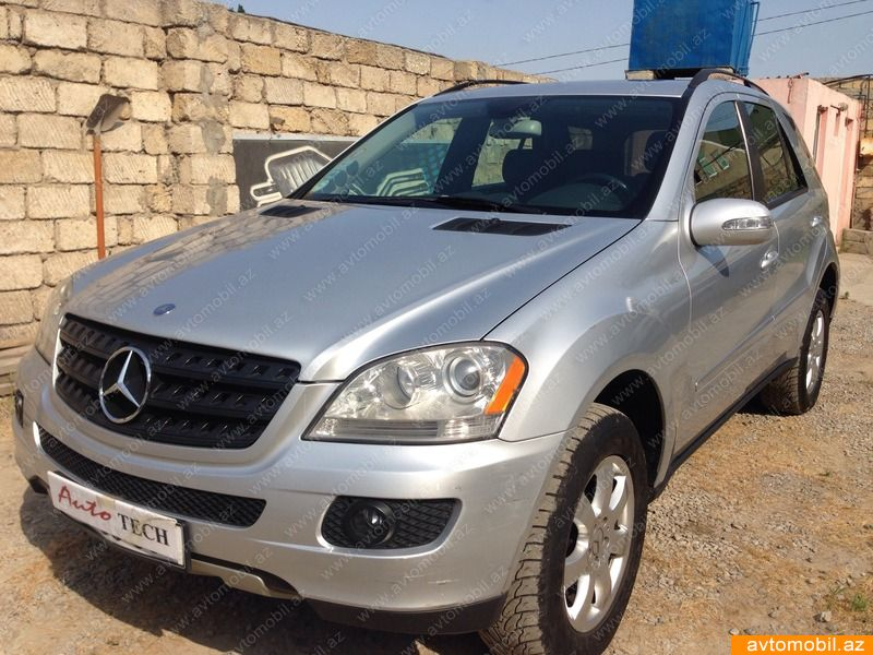 Mercedes benz ml 350 urgent sale second hand 2006 17500 for Second hand mercedes benz for sale