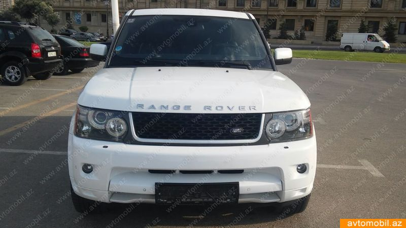land rover range rover sport urgent sale second hand 2010 41000 diesel transmission. Black Bedroom Furniture Sets. Home Design Ideas