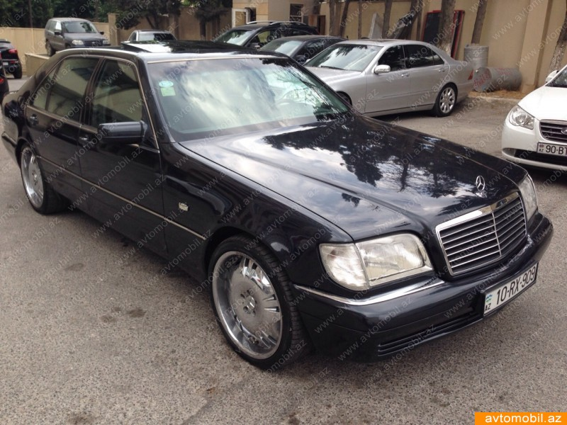 Mercedes benz s 500 w140 urgent sale second hand 1997 for Mercedes benz second hand for sale