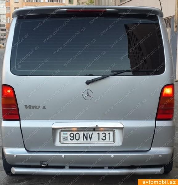 Mercedes-Benz Vito ViP Urgent Sale Second Hand, 2002