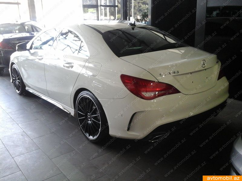 Mercedes benz cla 45 amg 4matic new car 2015 78800 for Mercedes benz cla 2015 price