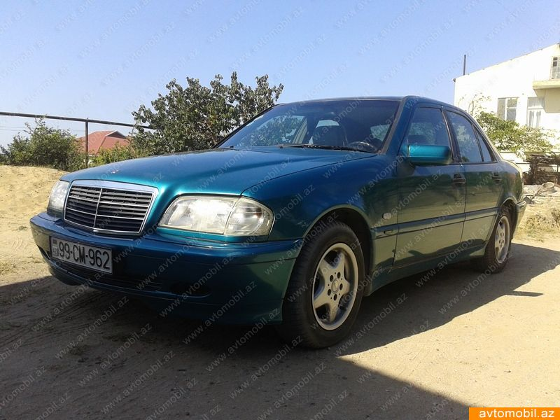 Mercedes benz c 180 urgent sale second hand 1997 5500 for Second hand mercedes benz for sale