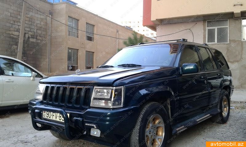 Jeep Grand Cherokee Urgent Sale Second Hand 1997 6500 Gasoline