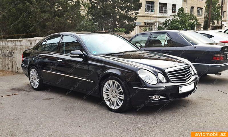 Mercedes benz e 280 avantgarde second hand 2007 24800 for 2007 mercedes benz 280