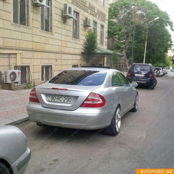 Mercedes benz clk 240 avantgarde urgent sale second hand for Mercedes benz clk 240