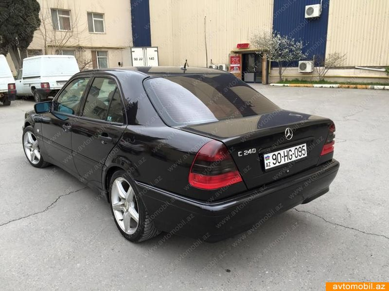 Mercedes Benz History Of The Name >> Mercedes-Benz C 240 Sport Urgent sale Second hand, 1999 ...