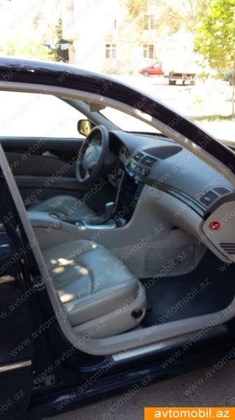 Mercedes benz e 270 urgent sale second hand 2002 6500 for Mercedes benz 6500